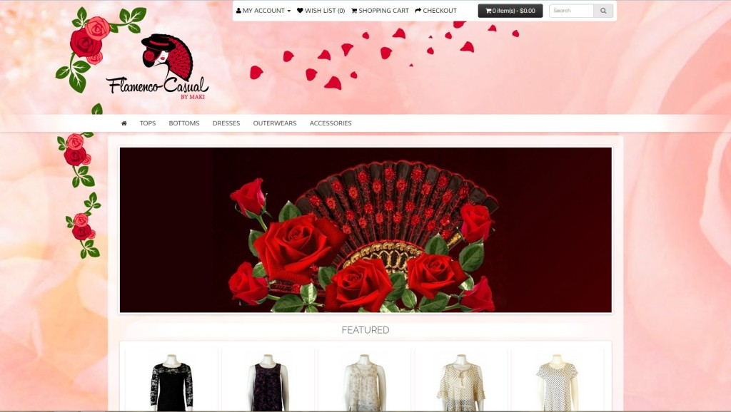 Flamenco Casual online store