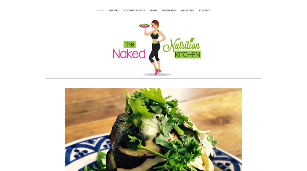 The Naked Nutrition Kitchen